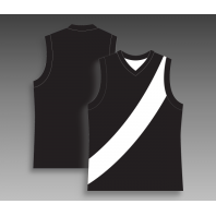 Custom AFL football tops any color