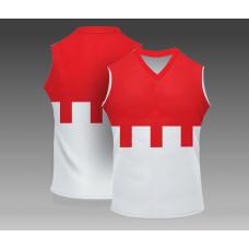 Custom AFL football tops any color
