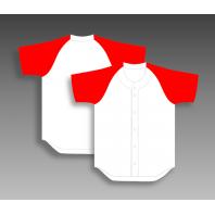 Custom baseball uniforms full button any color