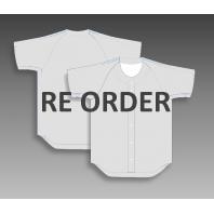 Reorder baseball tops full button inclusive print