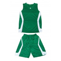 Basketball jerseys and shorts with print 5 colour