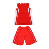 Basketball uniforms with print 4 colour