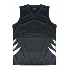 Basketball tops in different colour pattern M071
