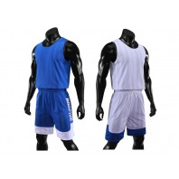 Reversible basketball jerseys & shorts with print 6 colour