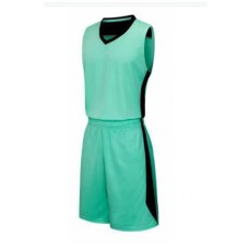 Basketball tops and shorts with print 19 colour