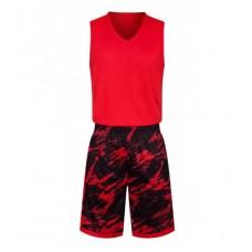 Basketball apparel with print 6 colour