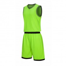 Basketball tops & shorts with print 9 colour