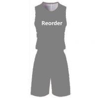 Reorder Basketball uniforms package with print