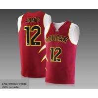 Personalised basketball jersey Cb112