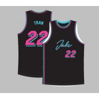 Custom basketball unifoms Sh1571
