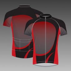 Custom cycling shirts any color