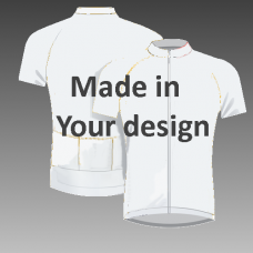 Custom cycling jerseys your design