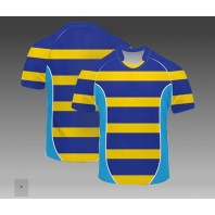 Custom rugby football tops any color