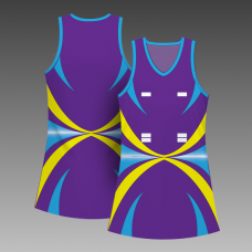 Custom netball dress any color