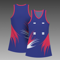 Custom netball uniforms any color NB024