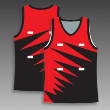 Custom netball jerseys any color