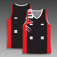 Custom netball uniforms any color