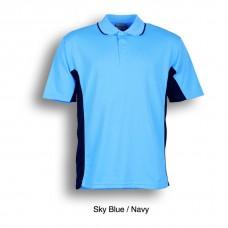 Ladies polo shirts breezeway panel 18 color