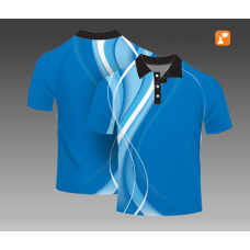 Personalised polo shirts in any color CST133