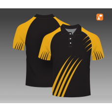 Sublimation polo shirts in any color