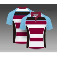 Custom polo shirts in any color CST124
