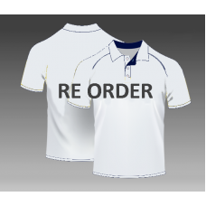 Reorder custom polo shirts inclusive print