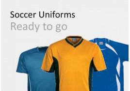Soccer-uniforms