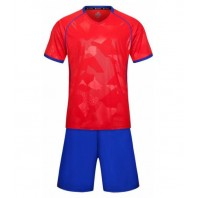 Soccer uniforms package with print 5 colour