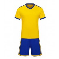 Soccer jerseys and shorts with print 7 colour