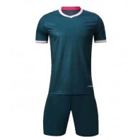 Soccer jerseys and shorts with print 6 colour