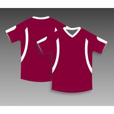 Custom made soccer uniform CS3001