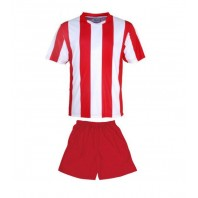 Soccer tops and shorts with print 8 colour
