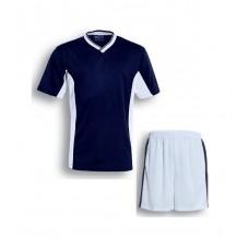 Soccer tops and shorts with print 6 colour