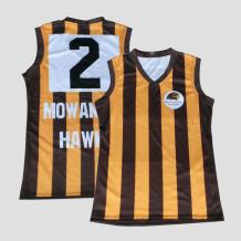 Custom AFL jerseys