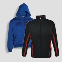 Basketball teams tracksuit-hoodies